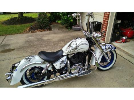1998 Honda Shadow Aero Motorcycles For Sale