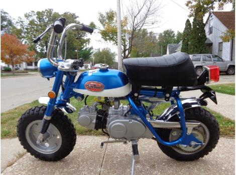 1970 Honda Z Series 50 MONKEY
