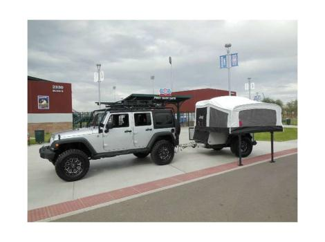 2015 Livin' Lite Jeep Extreme Trail Edition