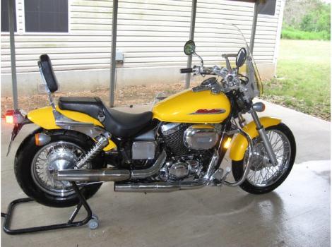 2002 Honda Shadow SPIRIT 750