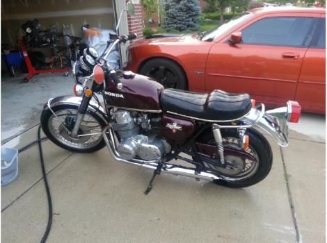 1975 honda 750 4 motorcycles for sale. Black Bedroom Furniture Sets. Home Design Ideas