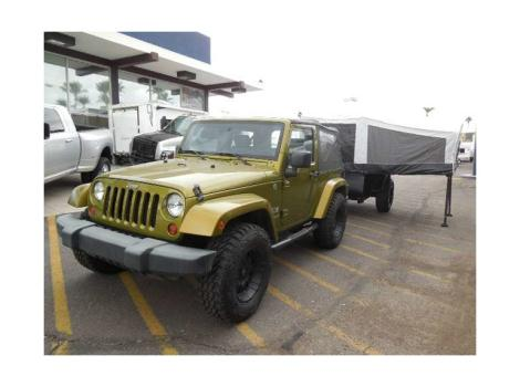 2015 Livin' Lite Jeep Trail Edition