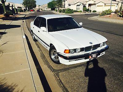 BMW : 7-Series 750IL AC SCHNITZER BODY PACKAGE-CHOICE 1989 BMW 750