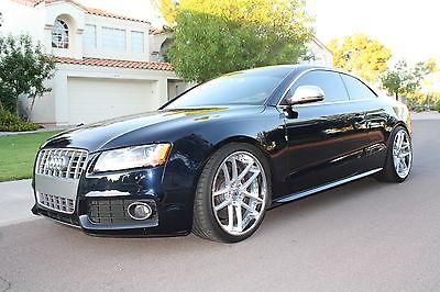 Audi : S5 S5 2009 audi s 5 base coupe 2 door 4.2 l