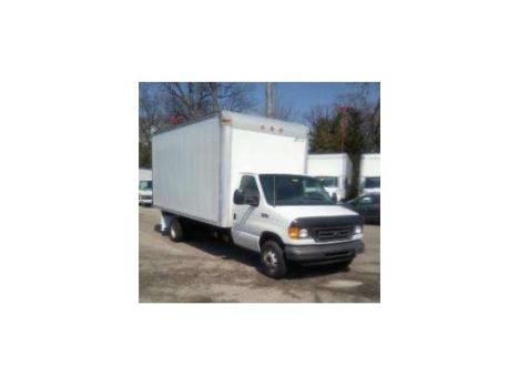 2006 Ford E450 Diesel 1639 Cutaway Van