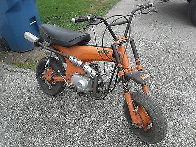 Honda : CT Honda CT 70
