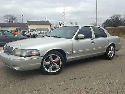 Mercury : Marauder Marauder 2003 mercury marauder must see car video warranty we ship fast cheap look