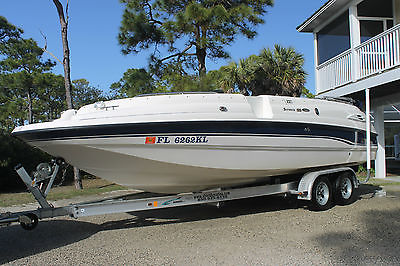 1998 Chaparral Sunesta 232 Limited Edition With New 2012 EngineTurn Key Ready!!!