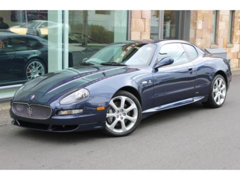 Maserati : Other Base Coupe 2-Door 1 owner car sold and service here at miller motorcars