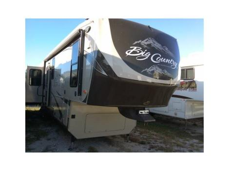 2014 Heartland Big Country 3596re Rvs For Sale