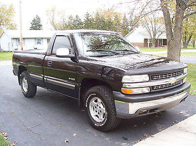 2000 chevrolet silverado z71 cars for sale. Black Bedroom Furniture Sets. Home Design Ideas
