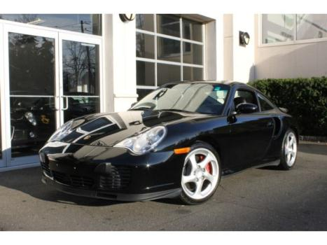 Porsche : 911 Turbo Best Turbo Coupe Blk/Blk 1 Owner Car never modified!!