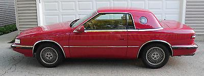 Chrysler : Other MASERATI 1989 chrysler maserati tc red
