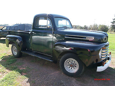 Ford : Other Pickups F47 1949 ford f 47