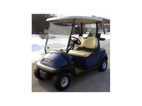 2011 Gsi Club Car Precedent Electric 48v Golf Cart