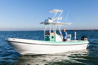2012 Mojito M230 XC Center Console w/2nd Station Teak Pkg 200HP Suzuki & Trailer