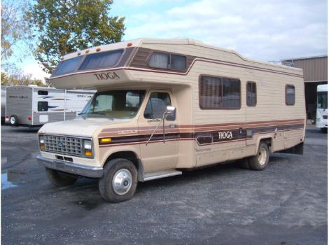 1985 Ford Rvs For Sale