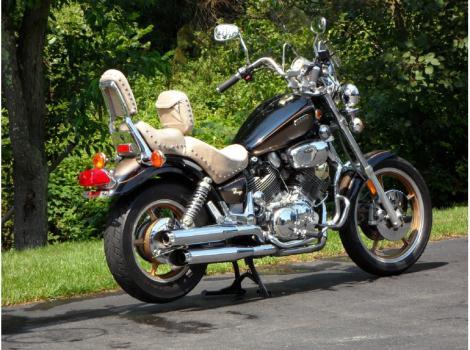 yamaha virago 1100 motorcycles for sale. Black Bedroom Furniture Sets. Home Design Ideas
