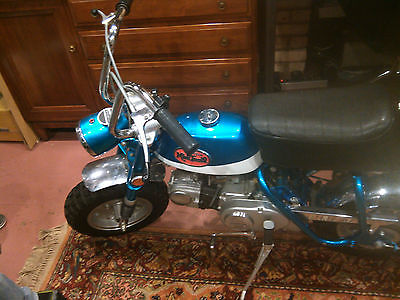 Honda : Other Honda Z50  - SHOW QUALITY-    Mini trail