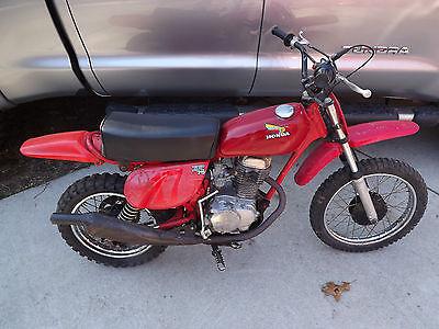 honda xr  motorcycles  sale