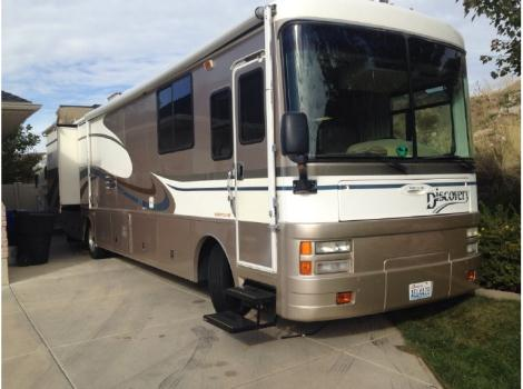 Fleetwood Discovery 37v Rvs For Sale