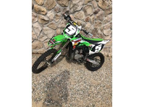 Kawasaki kx motorcycles for sale in loomis california for Roseville yamaha hours