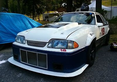 Ford : Mustang LX Mustang racecar-full Maximum Motorsports
