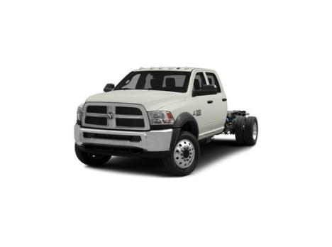 2015 Ram 4500 HD Chassis