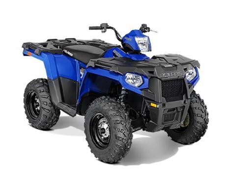 2015 Polaris Sportsman ETX Blue Fire