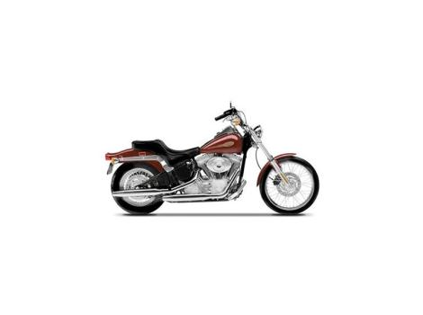 2001 Harley-Davidson FXST/FXSTI Softail Standard