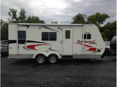 2008 Cruiser Rv Corp Fun Finder Xtra Xt200 XT200