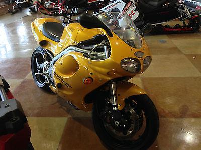 triumph daytona 595 motorcycles for sale