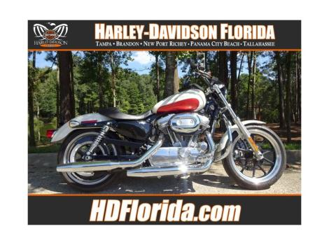 2012 Harley-Davidson XL883L SPORTSTER SUPERLOW XL883L