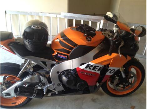 Honda Cbr 1000 Rr Motorcycles For Sale In Texas