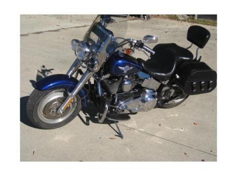 2006 Harley-Davidson FLSTFI Fatboy Softail CVO DELUXE