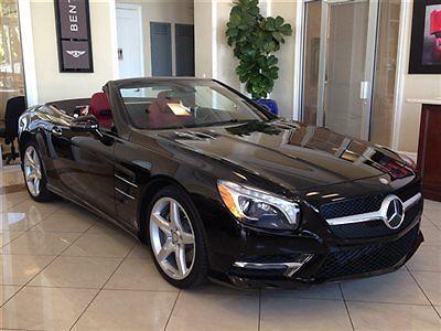 Mercedes-Benz : SL-Class SPORT 2014 mercedes benz sl 550 sport only 391 mls