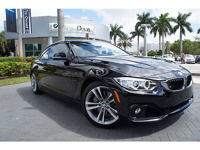 BMW : Other 435i SPORT LINE CPO premium navigation package heated seats harmon kardon florida