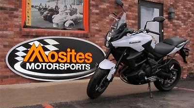 Kawasaki : Other NEW 2013 Kawasaki Versys 650 in White w/ ABS. Moving sale! MUST GO!