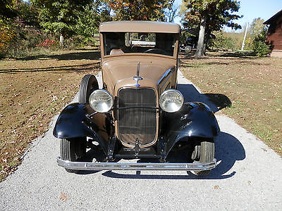 Ford : Other Pickups YES 1932 ford pickup restored custom classic street rod hot show nice original truck