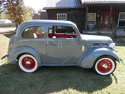 Other Makes YES 1952 anglia english ford low miles fully restored custom calssic street hot rod