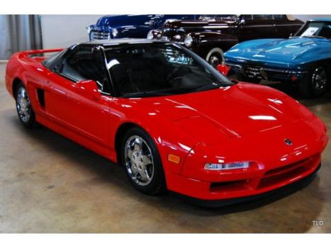 Acura : NSX 5 Speed 17 279 original miles 5 speed 1 of 421 built in 92 clean carfax like new