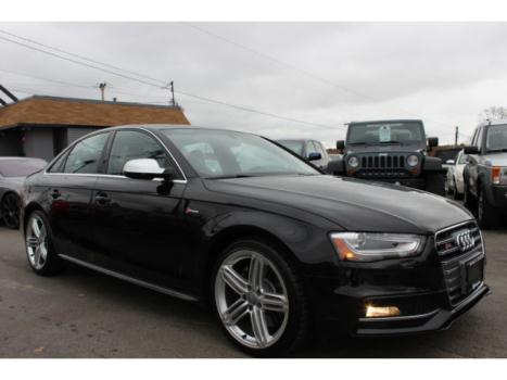 Audi : S4 4dr Sdn Man 2013 audi s 4 quattro 3.0 l supercharged 6 speed beautiful car pa inspected