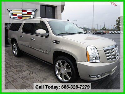 Cadillac : Escalade Ultra Luxury Awd All Wheel Drive 4x4 Heated Cooled Leather Navigation Sunroof Remote Start Xm