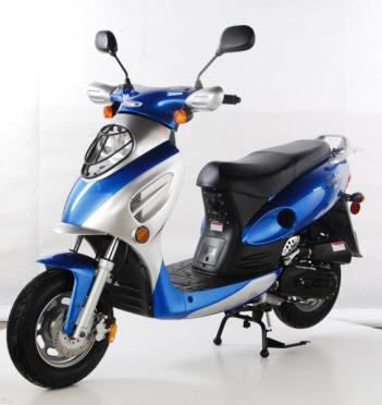 50cc MAUI DREAMER 4 Stroke Moped