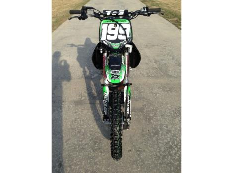 2009 Kawasaki Kx 85