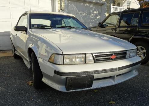 1988 Chevy Cavalier Z