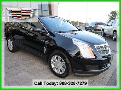 Cadillac : SRX Luxury Awd All Wheel Drive 4x4 Heated Leather Navigation Sunroof 5.1 Bose Surround Xm