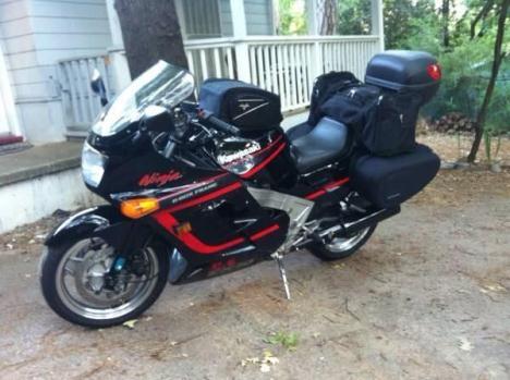 1989 Kawasaki Ninja 1000 ZX10 $4250