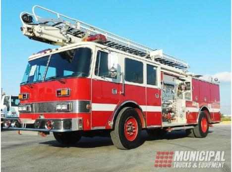 1990 FORD FIRE TRUCK