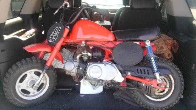 honda cc dirt bike motorcycles  sale